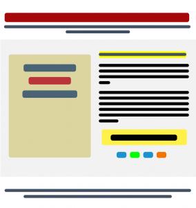 【セールスライターの仕事の例4】セールスプロモーションのためのランディングページ(LP)の作成